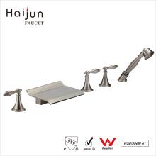 Haijun Factory Direct cUpc Triple Handle Bathroom torneiras termostáticas de chuveiro