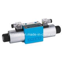 Соленоидные клапаны серии Dg4V-5-20 (DG4V5-2C-M-D24L 20)