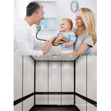 Ascenseur de passager de civière de lit d'hôpital de 1600kg