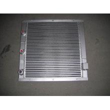 Воздухоохладитель для винтового компрессора