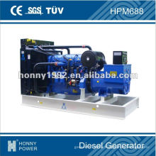 500kW Grupo electrógeno diesel, HPM688, 50Hz
