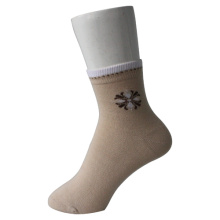 Light Brown Girl's Knöchelsocken