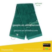 Chap 100% algodón toallas de golf