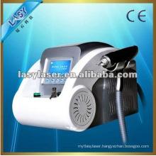portable Yag laser red black tattoo wash Machine V18