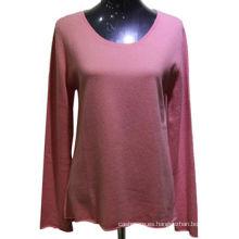 fabricante de China personalizado mujeres suéter de cachemira, 2017 suéter de las mujeres suéter