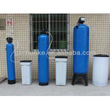 Système de filtre d'adoucisseur d'eau pour l'usine de traitement de l'eau avec le réservoir de FRP