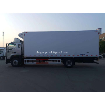Foton aumark cooling food price refrigerator truck