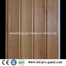 Wood Color Laminated PVC Wall Panel 2016