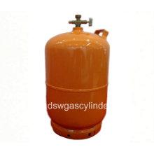 GB Standard Liquefied Petroleun Gas Cylinder LPG Gas Cylinder