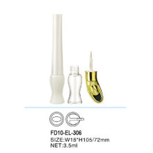 3.5ml mini tube populaire en plastique d'eye-liner de conception