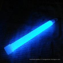 bâtons lumineux bleu décoration de Noël