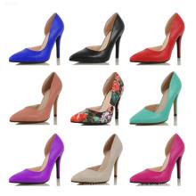 Neuer Entwurfs-hohe Ferse spitzte Zehe-Dame Shoes (S15)