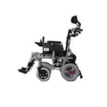 Fauteuil roulant léger pliable à moteur électrique