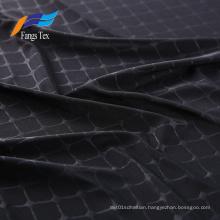 Islamic Muslim Embossed 100% Polyester Knit Abaya Fabric