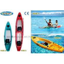 Vencedor Kayak Transparente Recreativo