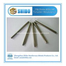 Barre de T3m de molybdène d'approvisionnement direct d'usine avec la propriété à hautes températures