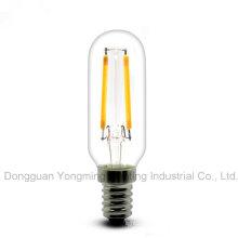 Bulbo de la iluminación de CE RoHS T25 LED con 1W 1.6W 3.5W