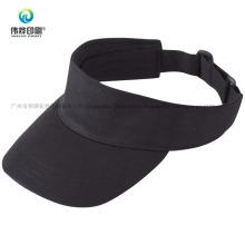 Custom Logo Printing Embroidered Visor Hat Cap