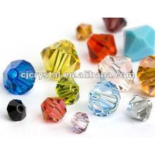 2015 Perles shamballa de haute qualité, perles de verre