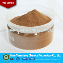 Polvo Control Aditivo Químico Sodio Ligninsulfonate
