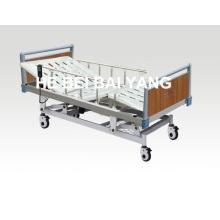 A-17 Cama de hospital elétrica Tree-Function