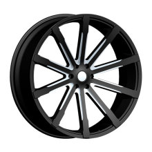 24 and 26 Inch Big Alloy Wheels Nice Face Finish