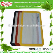 FDA Rectangle Beautiful cute fashionable silicone mat