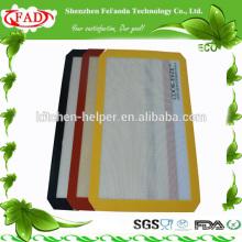 FDA Rectangle Bonito cute fashionable silicone tapete
