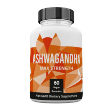 Organic herb supplements immune booster Ashwagandha gummies