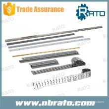 RPH-116 SS furniture long hinge