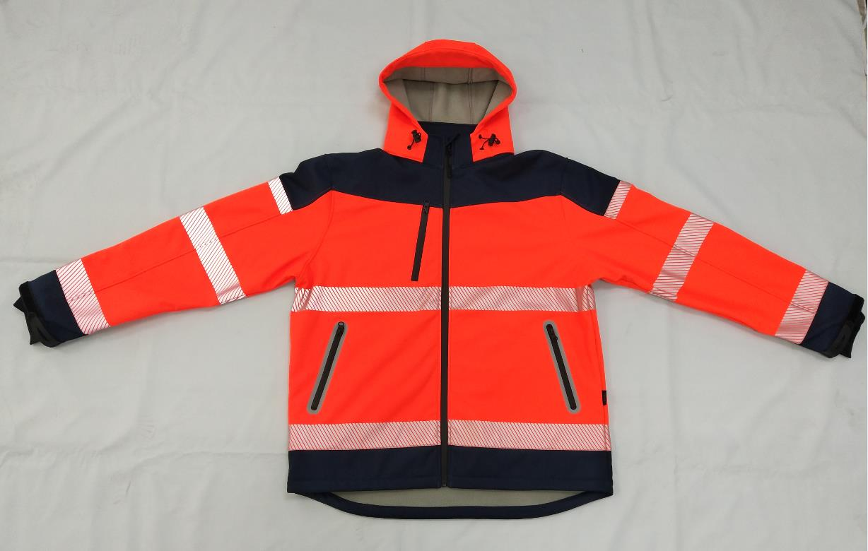 safety fleece jacket