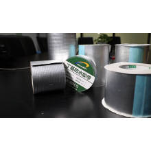 Free Sample Butyl Rubber Aluminum Foil Protection Tape