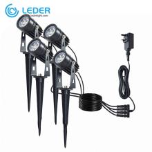LEDER Landscape Outdoor 12W LED Spike Light