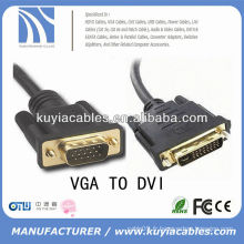 HOT SALE CHEAP PRICE VGA DVI CABLES
