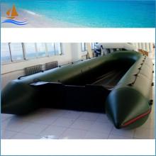 8,5 m aluminio piso bote inflable de rescate