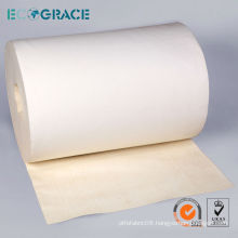 Cement kiln dust collection systems Nomex filter cloth