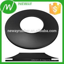 Schwarze Farbe Staubfeste kundenspezifische Entwurfs-Plastikstaub-Abdeckung