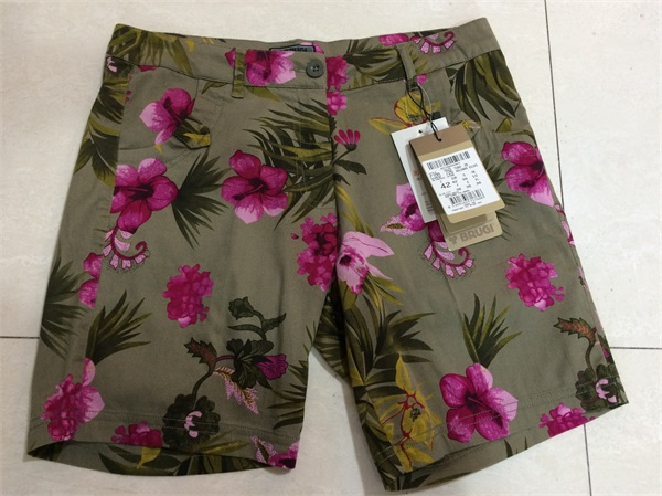 Soft Smooth Loose Short Pants