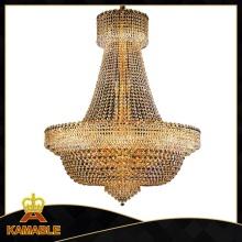 Lámpara de cristal de la decoración del hotel del proyecto (YHc2036 L24)