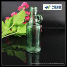 Huajing горячие продажи 40 мл вина стеклянная бутылка