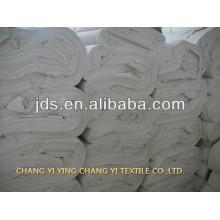 T / C 80/20 tissu gris
