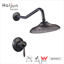 Haijun Hot Product 2017 Contemporary Thermostatic Bathroom Shower Faucet