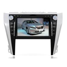 2din carro DVD Player apto para Toyota Camry 2015 2016 com rádio TV estéreo de Bluetooth GPS sistema de navegação