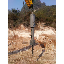 Excavator Mounted Hydraulic Rock Splitter