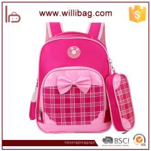 Bolso de escuela al por mayor para los niños, mochila encantadora personalizada del niño
