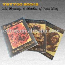 Beliebtes Tattoo Schablonenbuch