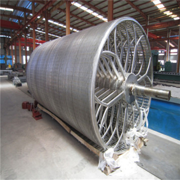 Paper Mill Stainless Steel Coiling string Cylinder Acuan