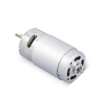Motor de ventilador eléctrico de 24v cc hecho a medida