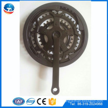 bicycle parts good quality chainwheel and crank