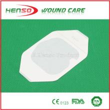 Revestimento de ferida transparente esterilizado descartable de HENSO
